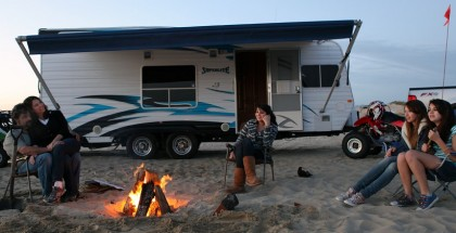 Pismo State Beach Camping