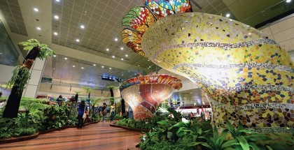 colourful changi - Singapore