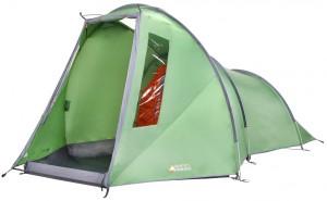 Vango's trekking special tent - the Galaxy