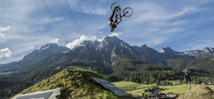 World Cup biking event for Leogang