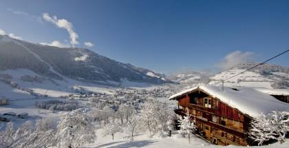 Beautiful Alpbach in Ski Juwel